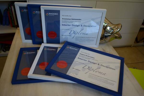 Британская высшая школа дизайна диплом от rhodec international фото